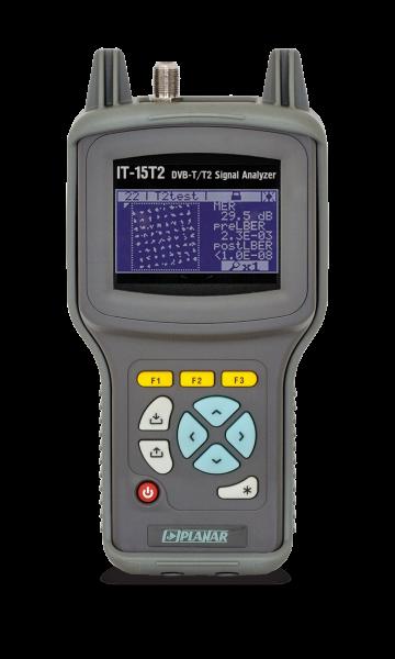 IT-15T2 DVB-T2 TV Signal Analyzer